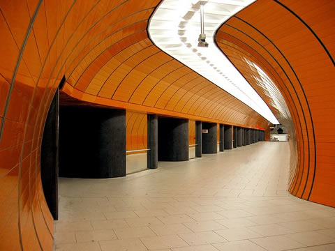 The stations at Marienplatz. (Photo by Florian Schütz)