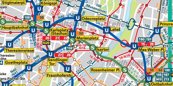 Munich transport