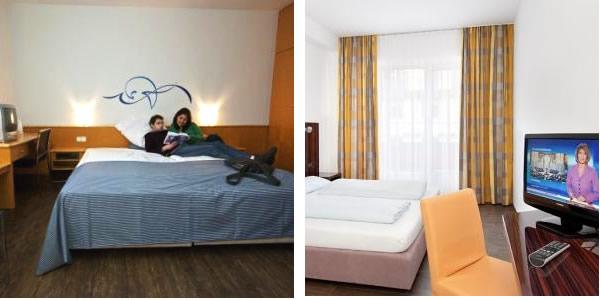 Munich Hostels Private Rooms
