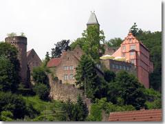 Mädchen Hirschhorn (Neckar)