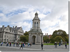 trinity college dublin tickets