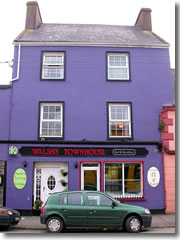 Walshes B&B in the town of Dingle on the Single Peninsula
