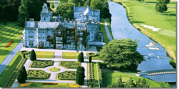 Adare Manor A Castle Hotel In Ireland