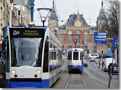amsterdam trolley