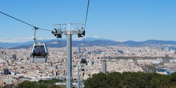 """Résultat de recherche d'images pour """"teleferic barcelona"""""""