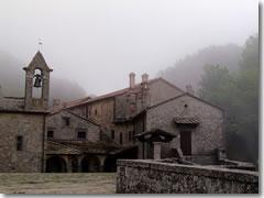 Santuario de la Verna, Italy
