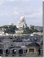 The famed Bascilia of Sacre-Coeur affords you the chance to stay in the heart of the storied Montmartre district of Paris for the pittance of around $15 a night, staying in the famed basilica's Ephrem Guesthouse. 'Course curfew is 9pm.