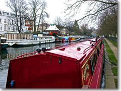 Renting a canal or river barge in Europe