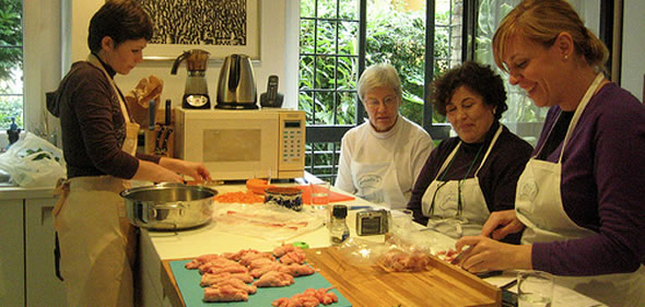 cooking classes in rome italy - photo#7