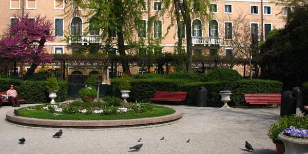 Giardinetti reali giardini ex reali venice for Giardini a venise