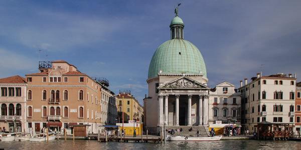 Santos Simeón y Judas, Iglesia de San Simeone Piccolo (Venecia)